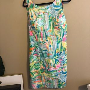 Lily Pulitzer shift dress NWOT